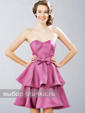 Коктейльное платье на выпускной бал