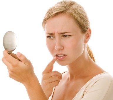 почему трескаются губы