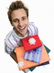 Картинки получать подарки