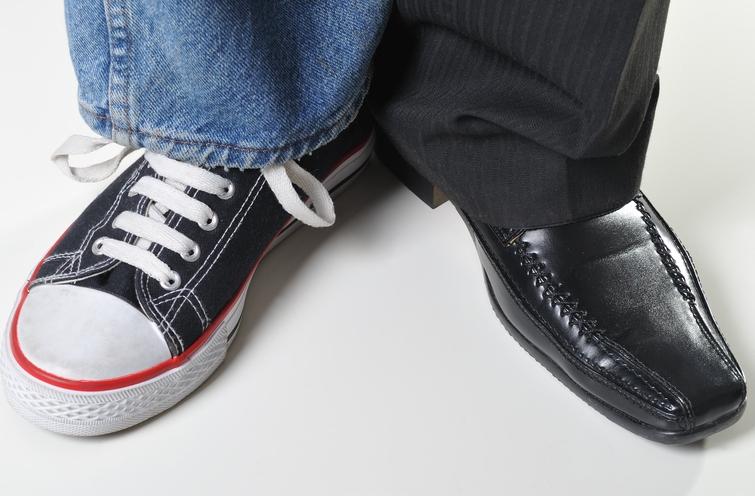 подобрать ботинки