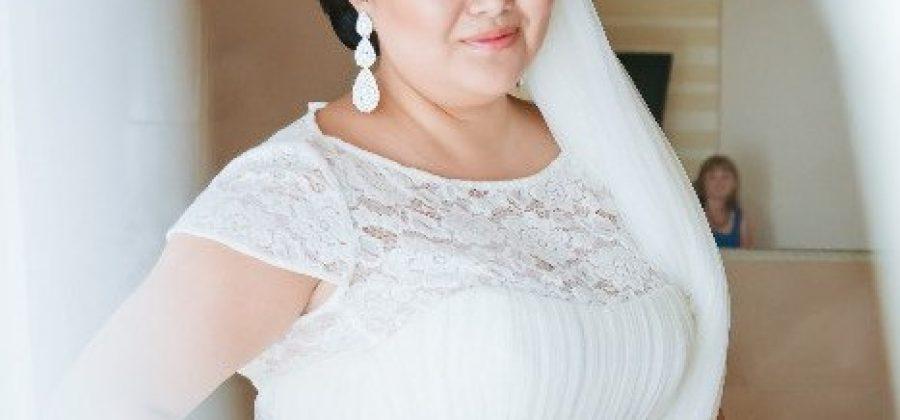 Полная невеста: как выглядеть самой прекрасной!