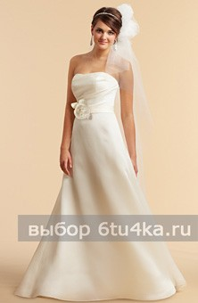 Свадебное платье модель принцесса