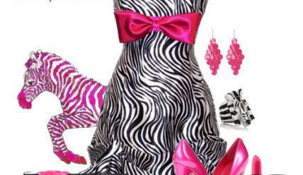 Принт зебра: как и с чем носить?