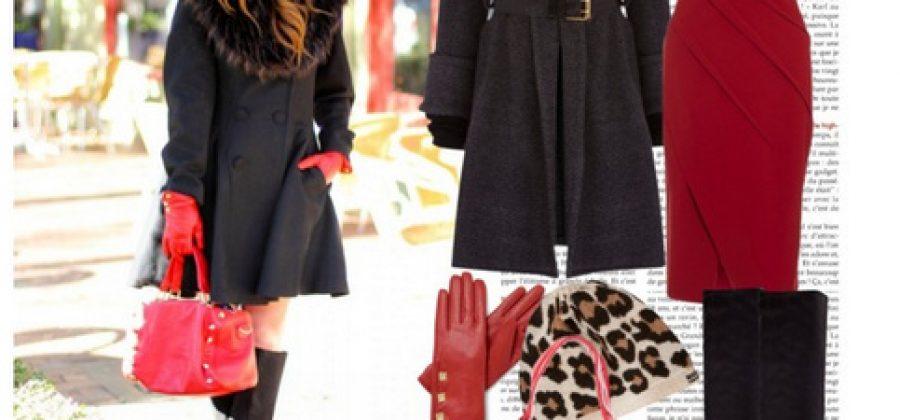 C чем носить красную сумку?