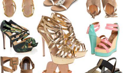 Как выбрать сандали?