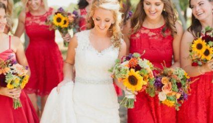 Свадьба в августе: приметы, советы, идеи