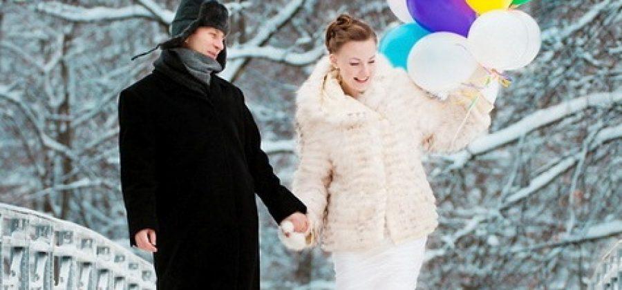 Свадьба в феврале: новые идеи и отзывы