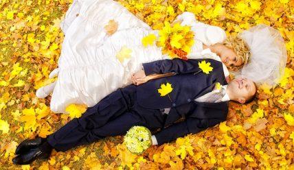 Свадьба в октябре: идеи, приметы, отзывы