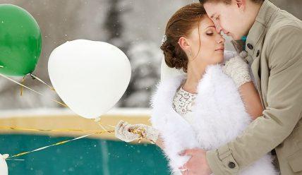 Свадьба в январе: как организовать, отзывы