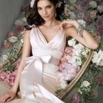 Весенние свадебные платья