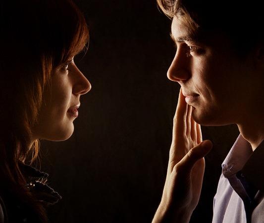 влюбилась с первого взгляда