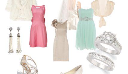 Что одеть на вторую свадьбу?