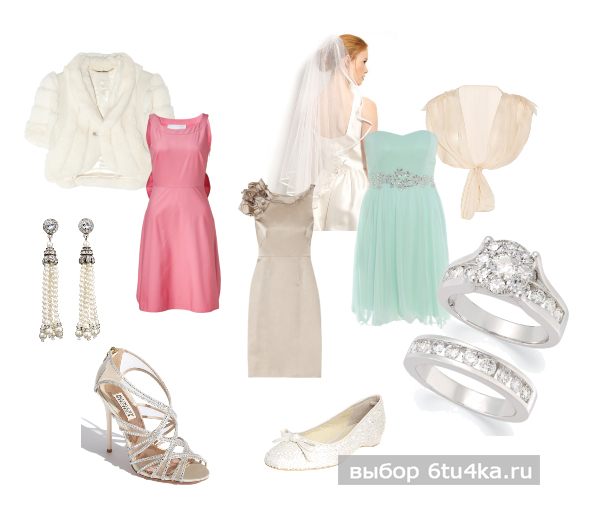 что надеть на вторую свадьбу
