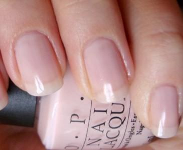Натуральный цвет лака для ногтей  OPI