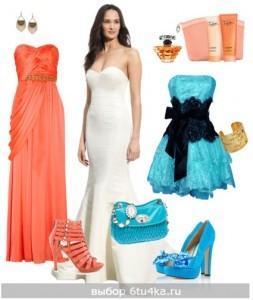 Что надеть на свадьбу подруги